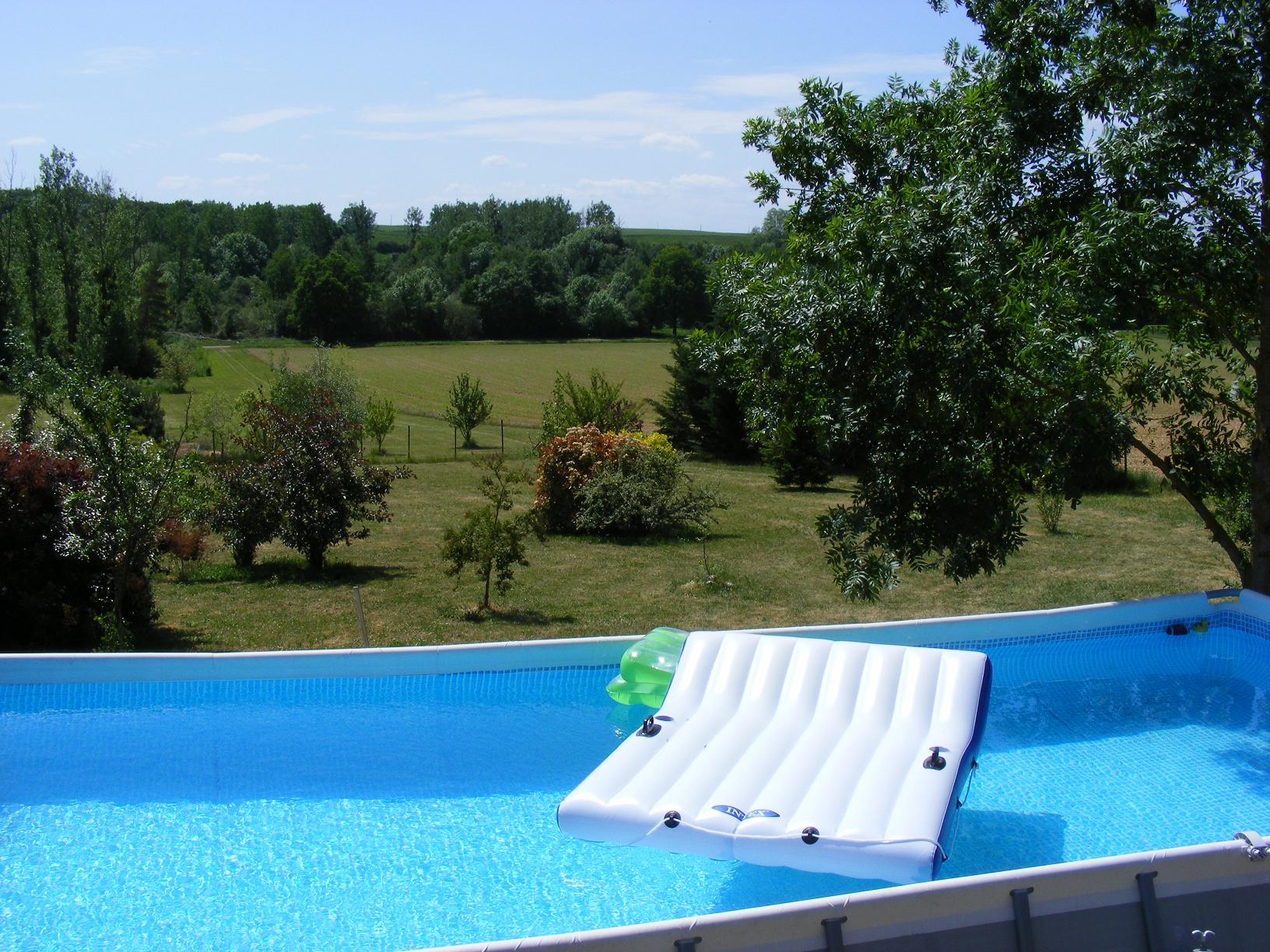 piscine paysage de rêve